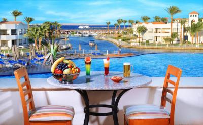 Dana Beach Resort 5 Webseite Hurghada Agypten